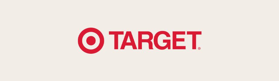 Target image logo example