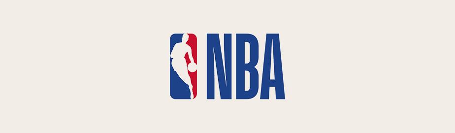 NBA logo image silhouette