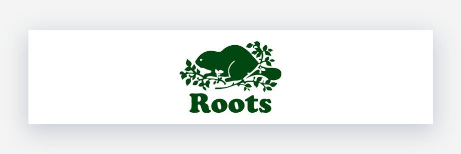 green Roots Canada logo with beaver