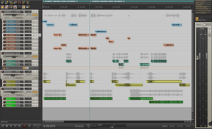 Reaper is an incredibly powerful and versatile DAW that I use to produce audio of all kinds