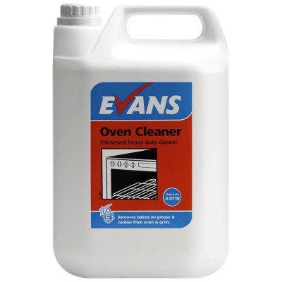 Evans Oven Cleaner