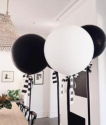 Jumbo Balloons Adelaide. Balloon Installation. Balloon Garland. Bespoke Balloons Adelaide.