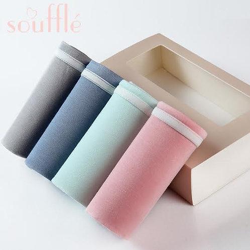 Soft Creamy Midi 4pcs/box