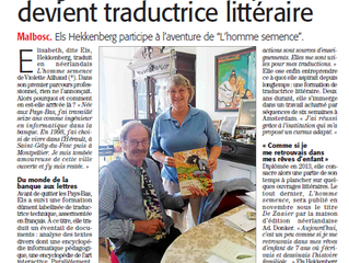Midi Libre, 19 oktober 2017