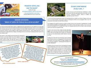 INTERNATIONAAL VERTELFESTIVAL ALDEN BIESEN BELGIË