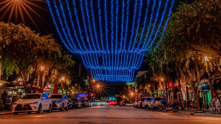 Himmarshee Street Nights