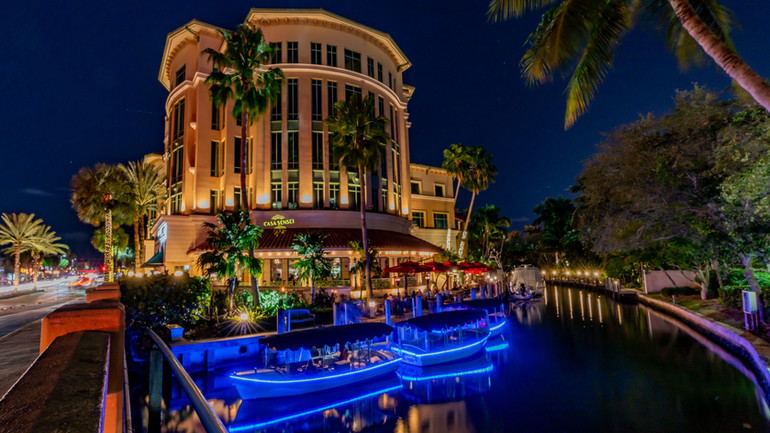 Casa Scnsci - Dinner on the Water