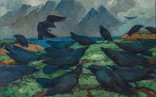Hrafnaþing ÁÓ SH – Ravens gathering S