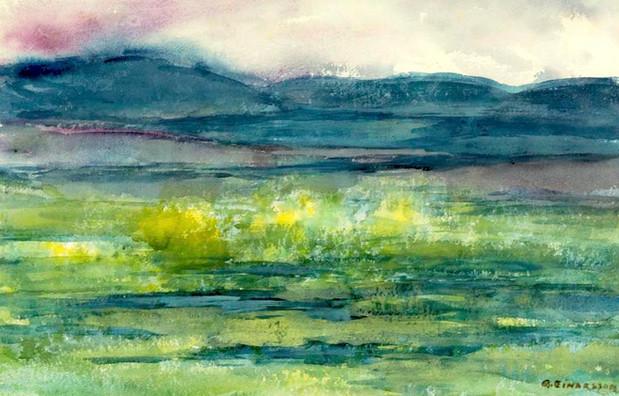 Heiðarmýri ÁÓ H – Wetlands H