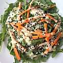Delicious Japanese Salads (min of 5 serves) Serving size is approx large cup