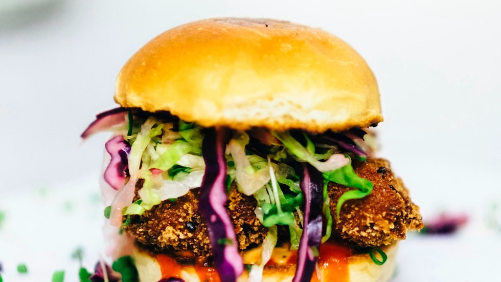Supreme Karaage Burger