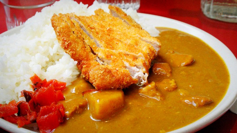 Slow cooked Chicken Katsu Curry! Dinner