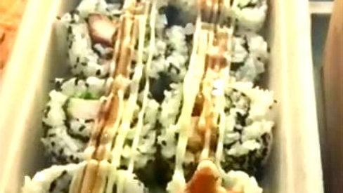 Sushi roll packs - Spicy prawn or Chicken Katsu