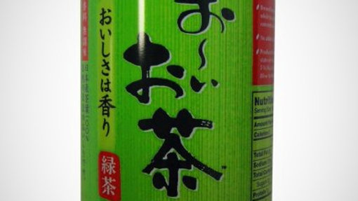 Itoen - Oi Ocha Japanese Green Tea Unsweetened