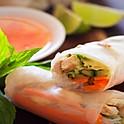 Oishii Rice paper rolls