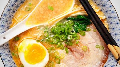 Tonkotsu Ramen! Dinner
