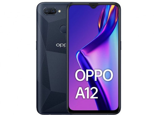 Oppo A12 3/32GB Black/Blue
