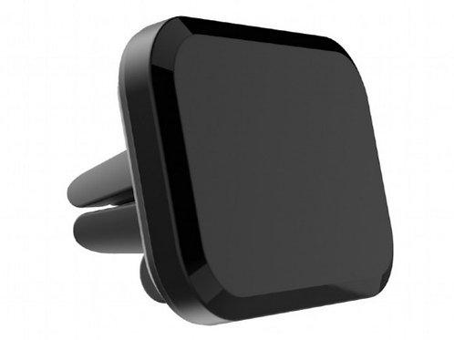 Magnetic car smartphone holder, black, black