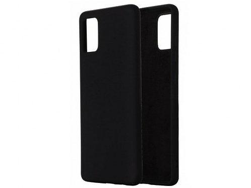 Xcover husa p/u Samsung A31, Soft Touch, Black