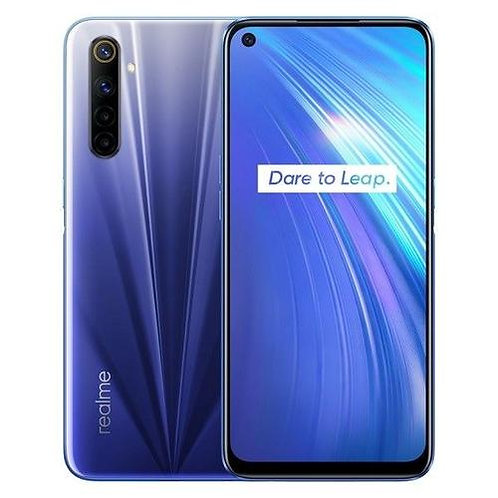 Realme 6 EU 64GB Blue/White