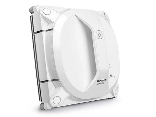 ECOVACS Window Cleaning Robot WINBOT X, 4 Stage Cleaning System, Wireless device