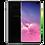 Thumbnail: Samsung Galaxy S10 Plus, G9750, 8GB/128GB Black/White