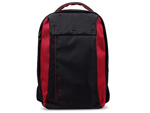 "15"" NB Backpack - ACER Nitro Gaming Backpack NBG810, Water Resistant Exterior"