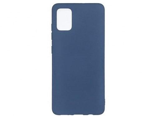 Xcover husa p/u Samsung A71, Soft Touch Dark Blue