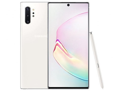Samsung Galaxy Note 10 Plus (2019) N975 White 256Gb