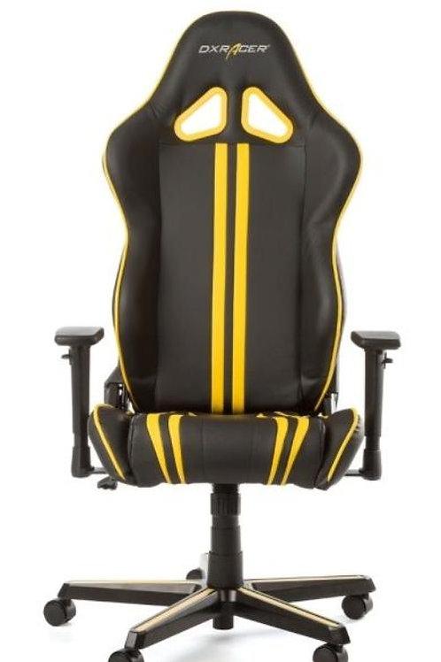 Gaming Chairs DXRacer - Racing GC-R9-NY-Z1, Black/Yellow/Black