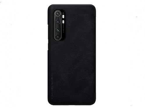 Nillkin Xiaomi Mi Note 10 Lite, Qin LC, Black