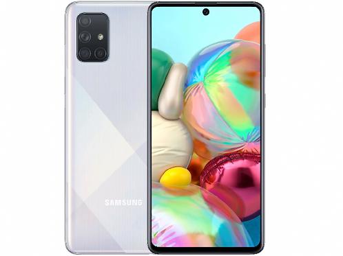 Samsung Galaxy A71 A715, Silver 6/128GB