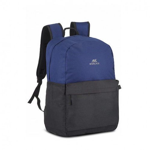"16""/15"" NB backpack - RivaCase 5560 Cobalt Blue/Black"