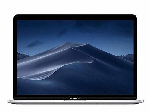 """APPLE MACBOOK PRO WITH TOUCH BAR (EARLY 2019) SILVER, 15.4"""""""