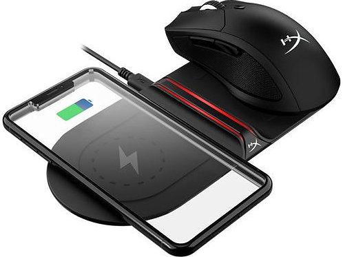 HyperX ChargePlay Base Qi Wireless Charger, Qi Certified wireless charging