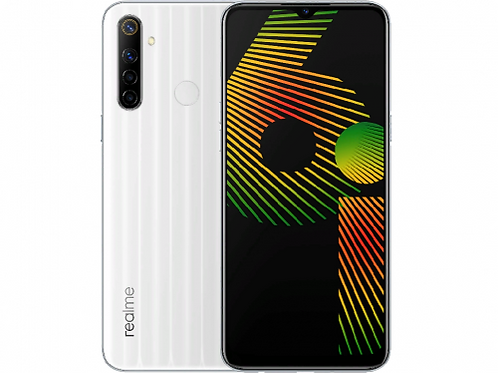 REALME 6I EU 128GB White/Green