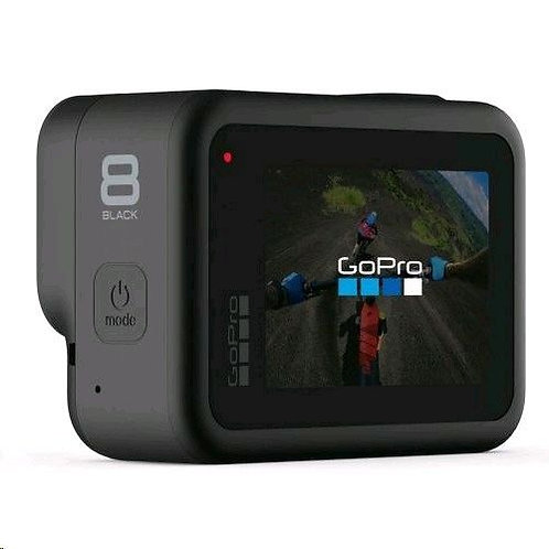 Action Camera GoPro HERO8 Black, Photo-Video Resolutions