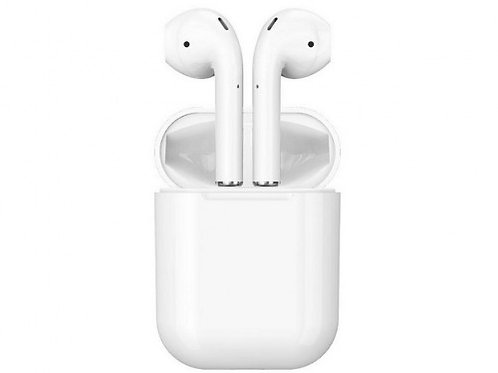 Borofone BE28 Plus Original series apple wireless headset White