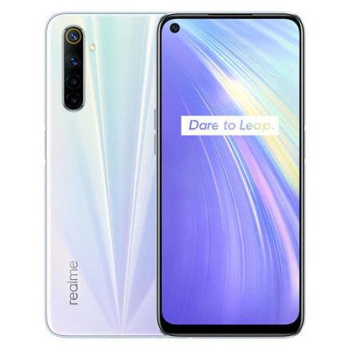 REALME 6 EU 128GB White/Blue