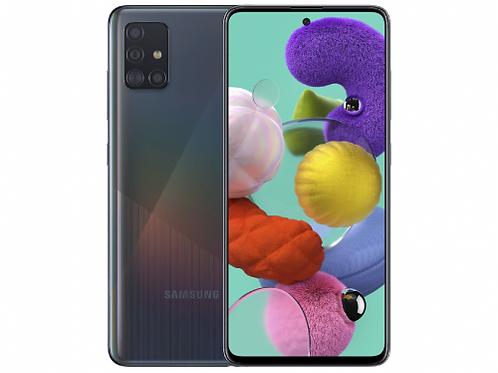 Samsung Galaxy A51 A515F, Black 4/64GB