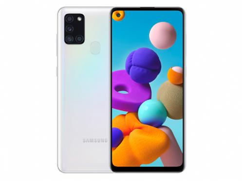 Samsung Galaxy A21s 4/64 White