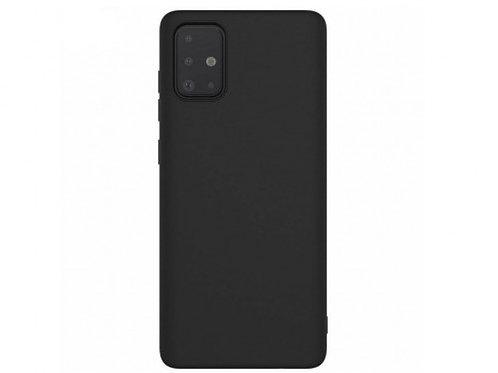 Xcover husa p/u Samsung A71, Soft Touch Black