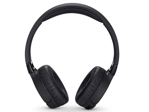 JBL TUNE 600BTNC / Wireless, on-ear, active noise-cancelling headphones, Black