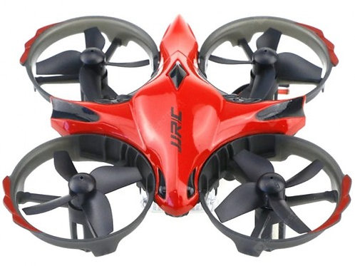 JJR/C 2.4G 6-AXIS DRONE(altitude hold+interactive) RED H56