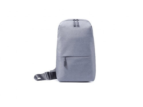 "Xiaomi Mi City Sling Bag 10.5"", Light Grey"