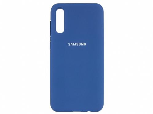 Xcover husa p/u Samsung A31, Soft Touch, Dark Blue