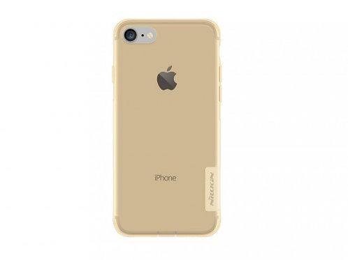 Nillkin Apple iPhone 7/8, Ultra thin TPU, Nature, Brown