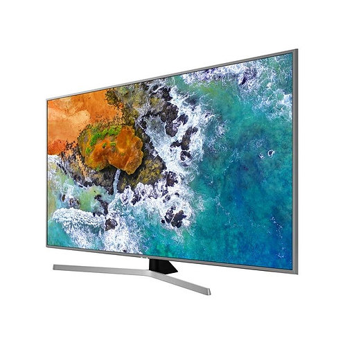 "SAMSUNG - 55"" LED TV UE55RU7402, BLACK, 3840X2160 (4K), SMART TV"