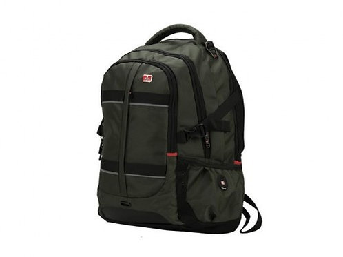 "15.6"" NB Backpack - SUMDEX RED (S) ""Soho"", Military Green"