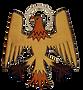 An Eagle Representing Saint John